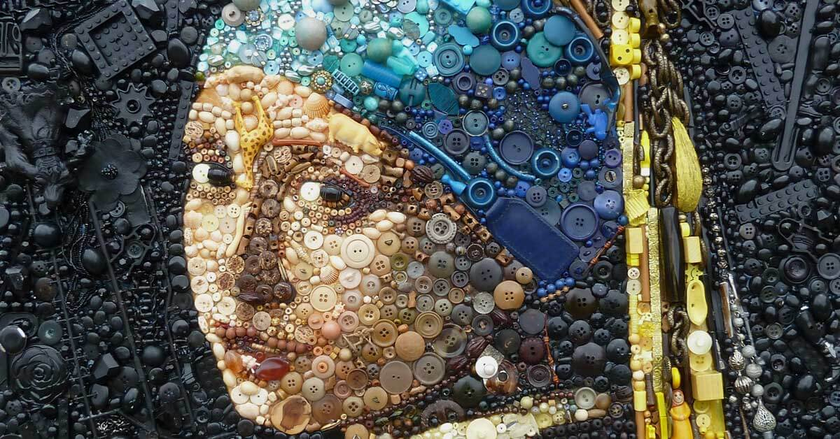 5 Amazing Pieces Of Recycled Art That Really Stand Out