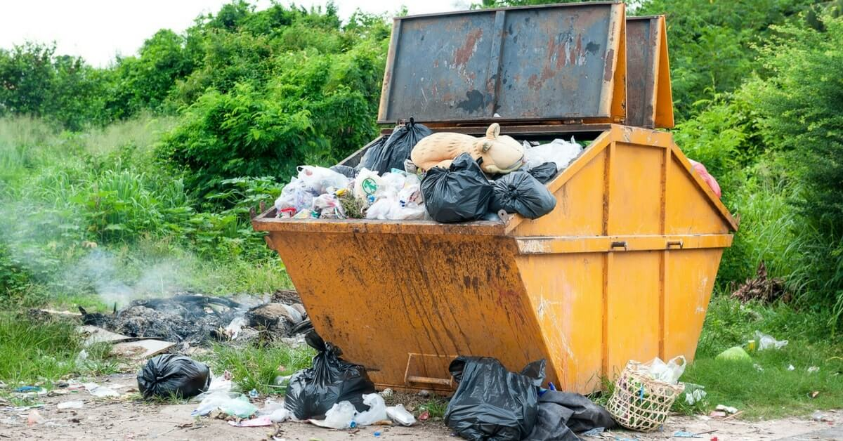What Can You Put In A Skip – What Items Can't I Put In A Skip?