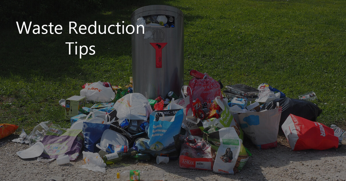 8 Waste Reduction Tips for Small Businesses