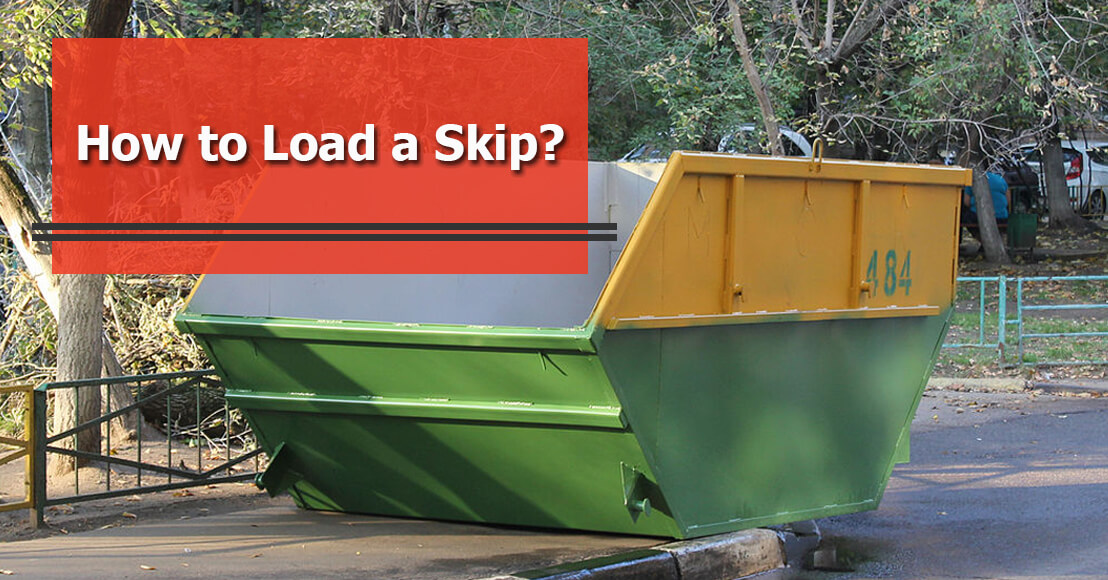 How to Load a Skip | Infographic