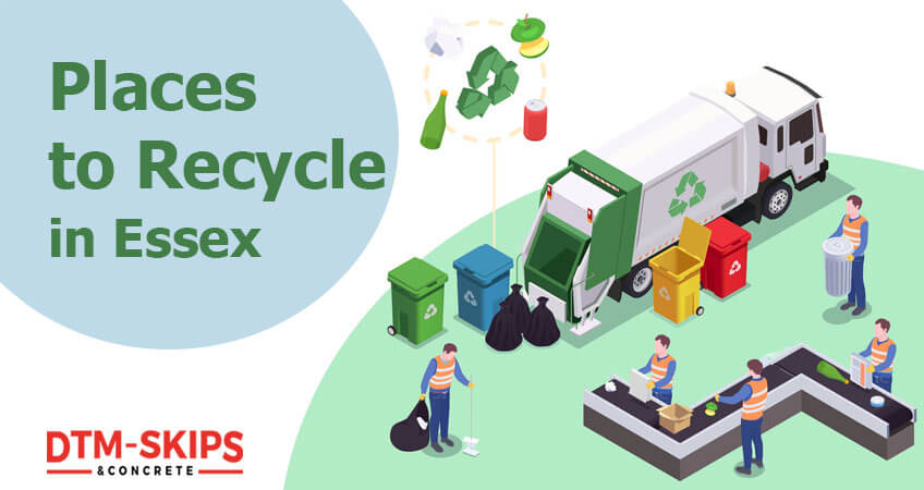 Places to Recycle in Essex